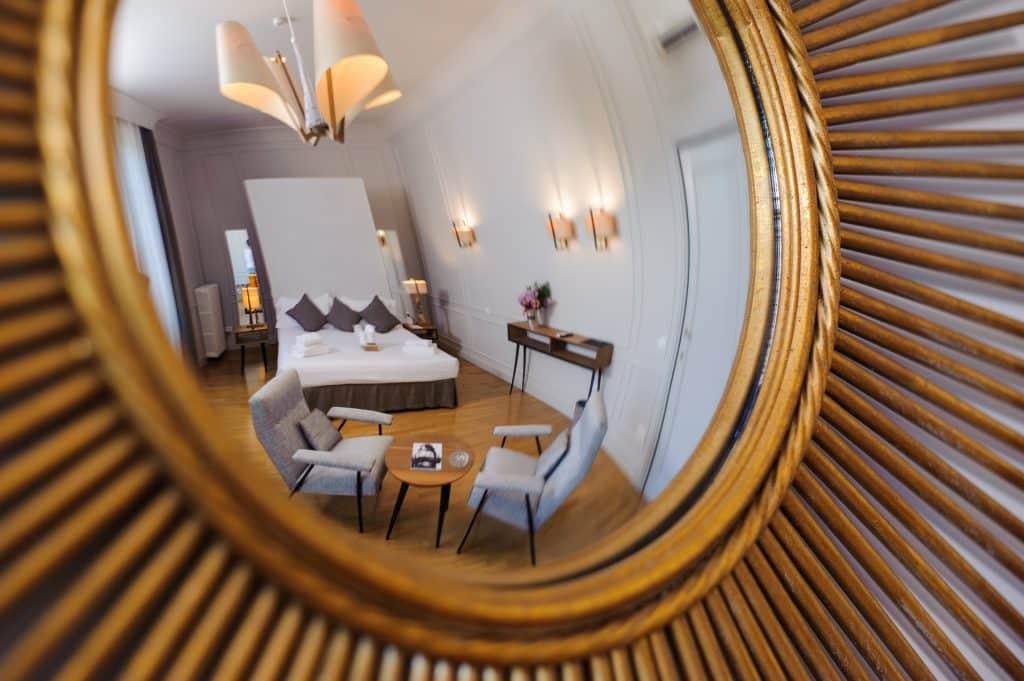 Suite con terrazza privata